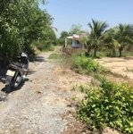Bán 10x60 giá bán 600 triệu đất vườn thuộc xã hựu thạnh huyện đức hòa long an