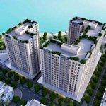 Bán căn hộ chung cư trung tâm tp hải dương, 57m2, 2 ngủ