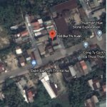 Bán đất tặng nhà 136m2, mặt tiền bùi thị xuân, phường phường đúc , tp huế.