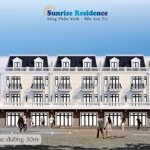 Cần bán 2 lô góc shophouse dự án sunrise residence. cam kết giá tốt. lh 0969 659 556