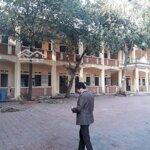 Cho thuê hoặc bán trường học cấp 3 dân lập