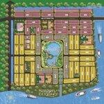 Bán đất nền dự án saigon eco lake long an, sổ đỏ thổ cư 100%