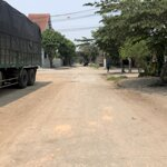 Bán rẻ lô đất mặt tiền đối diện ub phường an hòa, khu sầm uất nhất bến xe pb