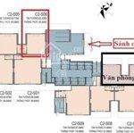 Bán shop khối đế d''capitale trần duy hưng tòa officetel c2 cạnh sảnh cư dân. liên hệ: 097.1996.199