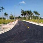 đất nền dự án khu đô thị sao vàng tỉnh lộ 825, thị trấn đức hòa, chỉ 950 triệu/nền