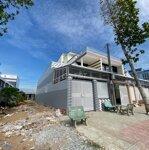 Nhà mặt tiền mới xây dựng đường mậu thân