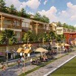 Cơ hội sở hữu đầu tư & nghỉ dưỡng căn hộ ngoại ô full nội thất tại khu lõi khoáng nóng 5sao
