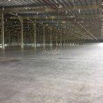 Cho thuê kho xưởng tại nghi xuân 4000m