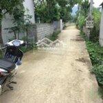 Bán đất thổ cư tại xã yên trung huyện thạch thất hà nội