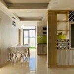 Căn hộ chung cư mương cát ( căn góc )