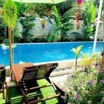 Villa hồ bơi siêu xịn ngay phố cổ cho thuê giá tốt