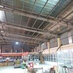 Nhà máy 8000m2 bonus công trình phụ trợ