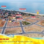 Khu đô thị biển bật nhất miền trung gosabe city quảng bình