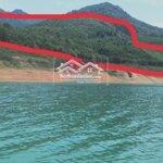 Bán 21 ha đất lòng hồ sông đà dất đẹp để làm du lịch nghỉ dưỡng