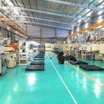 Xưởng sản xuất nhựa 10000m2 hải dương