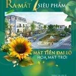 Ra mắt siêu phẩm nhà mặt tiền trung tâm thành phố huế duy nhất trong tháng 5