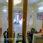 [chính chủ] bán căn nhà 3 tầng lô 3 đường bắc sơn