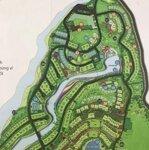 Tôi cần bán lô đất trong khu nghỉ dưỡng flamingo đại lải, lô góc, view hồ, 325m2, giá bán 26 triệu/m2