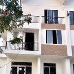 Nhà lkv11 - x, nhà 3 tầng 2 mặt tiềnkhu đô thịroyal park huế.