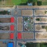 đất young town tây bắc sài gòn 90m²