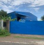 Cần bán đất mặt tiền xã bình hoà có nhà cấp 4 và nhà xưởng xây kiên cố phù hợp kinh doanh
