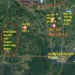 Chỉ 520 triệu, sở hữu ngay lô đất thuộc kdc đại việt 2, sát kcn lớn nhất miền nam.