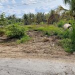 Bán lô đất vườn đẹp 845m2 mặt tiền đường nhựa 7m thông thoáng ở tiền giang