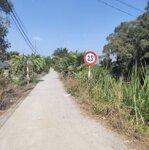 đất vườn chính chủ 500m2,mặt tiền đường 5m