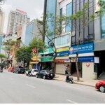 Bán nhà mặt phố xã đàn 85m 8 tầng mt4,5m 2 mặt phố công năng kinh doanh hoàn hảo giá bán 44,8 tỷ