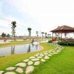 Bán gấp lô đất cát tường phú sinh 2, đối diện công viên 120m2 giá bán 850 triệu