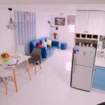 Bán căn hộ happy home nhơn trạch 322 triệu, thiết kế hiện đại