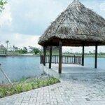 Cần bán lô đất sau dãy shophouse - saigon ecolake, hồ sinh thái 5,3ha, mua đất tặng nhà ạ.