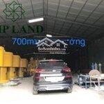 Cho thuê 2 kho xưởng, đường xe cont gần ql1k, p. bửu hoà - 0949268682