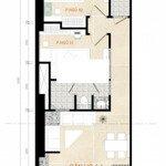 Cho thuê căn hộ 2 phòng ngủ 2 vệ sinhchung cư an bình, b.09.17 gia 4, 5 triệuieu