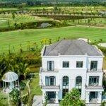 Mở bán 80 căn biệt thự sân golf 5 sao mở bán đợt 1 giá bán 2,85 tỷ