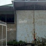 Nhà kho tiền chế mặt tiền tl848 gần ngã tư ubnd xã