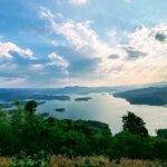 đất view đẹp hồ tà đùng - đắk nông