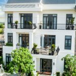 Villa sân golf giá rẻ chỉ cần thanh toán 430 triệu sở hữu căn biệt thự view sân golf 6x15m