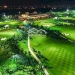 West lakes golf & villas long an. sân golf long an