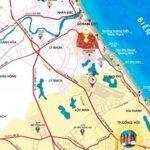 đất dự án biển gosabe city giá rẻ