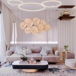 Cho thuê chung cư 6th element: 2 phòng ngủ(75m2), đầy đủ nội thất, giá bán 8 triệu ((liên hệ 0965.98.2826))