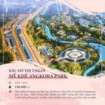 Ra mắt giai đoạn 1 đất nền ven biển mỹ khê angkora park, cơ hội đầu tư khai thác tiềm năng du lịch