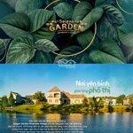 Saigon garden riverside village -biệt thự bên sông giữa lòng sài gòn đặc quyền của giới thượng lưu