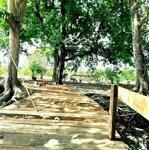 Nhà vườn 1hecta+ ao cá+ vườn ăn trái+ view đẹp
