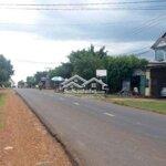 đất mặt tiền tỉnh lộ 1 gần ủy ban xã eanuol 6×57m