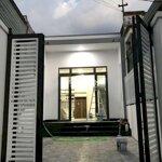 Nhà mới full nội thất sau chợ d phường eatam