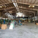 Cho thuê xưởng cơ khí kcn hòa khánhdiện tích3000m2