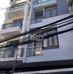Nhà 1 trệt 3 lầu,diện tích4.5x16, mặt tiền đường 50 hbc