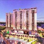 Căn hộ sân vườn 107m2 giá chỉ 3 tỷ mặt tiền võ văn kiệt phường 16 quận 8.