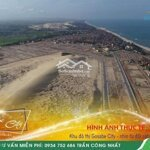 đầu tư đất biển chưa bao giờ dễ dàng đến vậy, duy nhất chỉ có tại gosabe city, chỉ với 30 triệu/lô